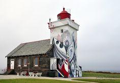 Obrestad Lighthouse, Norway, Pero's Photos