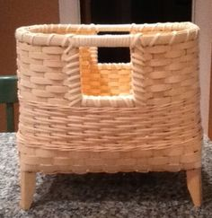 Work Basket  (another attempt at design)