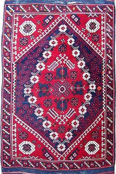 Bergama    Bergama is one of the most famous ancient carpet weaving centres. For Bergama carpets, black, red, green, blue, yellow and pink colours are dominant. The material used for Bergama carpets is wool as in all Anatolia.