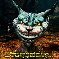 gifs mine alice Cheshire Cat Alice: Madness Returns alice liddell