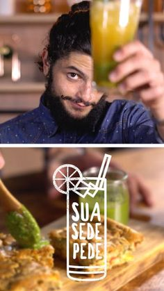 O Guilhotina é um bar incrível de São Paulo e é o lugar que Mohamad visita nesse episódio. Márcio Silva, sócio e barman do bar, prepara um delicioso drink de maracujá com hortelã e Guaraná Antarctica Zero e Mohamad, para acompanhar a bebida, prepara uma torta de liquidificador deliciosa.