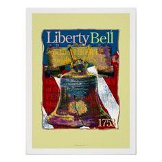 liberty bell art