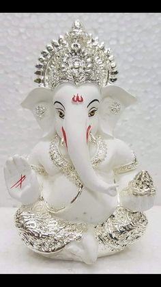 Laxmi Ganesha Idol Gifts For Diwali Shri Ganesh Images, Ganesh Chaturthi Images, Ganesha Pictures, Happy Ganesh Chaturthi, Ganesh Idol, Ganesha Art, Ganesha Drawing, Ganpati Bappa Wallpapers, Ganesh Bhagwan