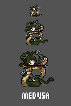 Medusa, the Gorgon http://www.smitegame.com/