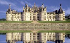 Франция, замок Шамбор