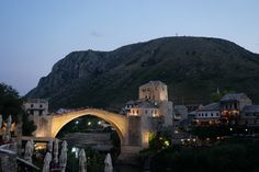 Stari Most, Mostar - Bosnien & Herzegovina - Bosnia and Herzegovina