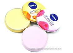 Nivea Lip Butter CARAMEL CREAM