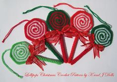 free christmas crochet\ | check out these free christmas crochet patterns for ideas on holiday ...