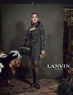 Lanvin F/W 2012.13 Campaign