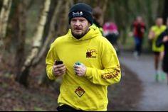 Pritchard out on a run