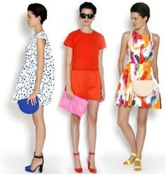 Fashion Inspiration: Kate Spade Saturday - College Fashion