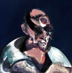 FRANCIS BACON-   Head (The Surgeon) 1962  Also comes from alexalienart.com- No more data about the painting.