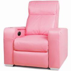 pink stuff | Premiere Home Cinema Chair Pink - Cocktail : UK Bar Equipment Shop