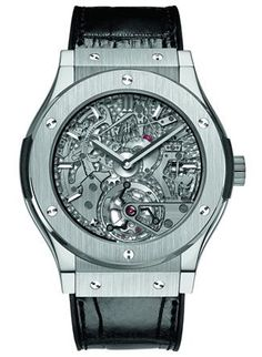 <GPHG> HUBLOT – Classic Fusion Cathedral Tourbillon Minute Repeater  Awarded: Striking Watch Prize 2014  A 100% Hublot Manufacture movement with double cathedral chime, best symbolizing the principle fusion between Tradition and Modernity #thehourglass #hublot #urwerk #debethune #karivoutilanen #morepassion #malmaison #GPHG2014 #gphg #GrandPrixd'HorlogeriedeGenève #Geneva #Switzerland #Singapore #watches #complications #horology #accolades #exclusive #retailer #timepieces