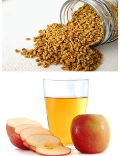 Hair Care: 12 Home Recipes With Fenugreek (Methi) Seeds For Hair Growth. Recipe With Fenugreek, Fenugreek For Hair, Fenugreek Benefits, Thinning Hair Remedies, Ayurvedic Hair Care, Hair Treatments, Natural Hair Care Tips, Home Remedies For Hair, Beauty