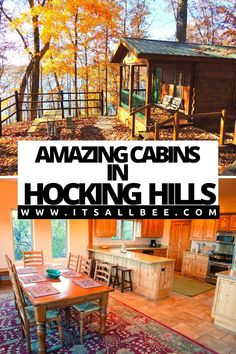 Guide to the best cabins in Hocking Hills Ohio. Stunning rental cabins perfect for family or couple's getaway. From budget to luxury surround by nature and near state park walking trails. Check out our list of the best lodgings in Hocking hills with hot tubs and pools. #ohio #usa | Old Man's Cave Cabins | Hocking Hills State Park Cabins | Cheap Hocking Hills Cabin Rentals | Hocking Hills Romantic Cabins For 2 | Hocking Hills Chalets | Hocking Hills Luxury Cabins | Getaway Cabins Hocking… Usa Travel Guide, Travel Usa, Travel Guides, Travel Tips, Best Places To Travel, Cool Places To Visit, Places To Go, Hocking Hills Cabins, Bag Essentials