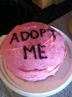 Adopt Me Cake