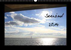 Seewind (Wandkalender 2014 DIN A3 quer) bei averdo