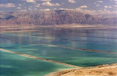 dead sea, israel (1) Travel: What are the most surreal places one can ever visit? - Quora