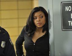"Detective Jocelyn ""Joss"" Carter /Taraji P Henson (Person of Interest)"