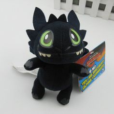 Night Fury How to Train Your Dragon Plush Toy