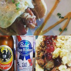 #food @brewzndawgz  Sunday FUNday Kegs and Eggs! #LeftOverTurkeyDawg #SundayFunday #KegsandEggs #HappyHourDaily @904staugustine @staugustinebuzz #staugustine #hotdogs #lunch #food #dinner #happyhour