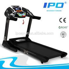 2.0 HP Fitness Equipment Motorized Treadmill Folding Treadmill