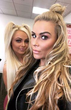 Natalya & Liv Morgan