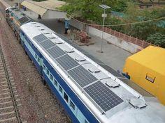 As placas já estão sendo instaladas nos vagões e nas estações e a energia gerada será usada na iluminação e na ventilação