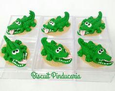 Caixa Acríllica Crocodilo TIC TAC
