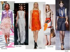 inspiracje: Moda wiosna/lato 2015