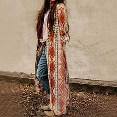 LightInTheBox - Παγκόσμιες Online Αγορές για Φορέματα, Σπίτι & Κήπος, Ηλεκτρονικά Προϊόντα, Ένδυση Γάμου Cardigan Kimono, Cotton Cardigan, Striped Cardigan, Long Cardigan, Long Sleeve Sweater, Cheap Cardigans, Cardigan Sweaters For Women, Rainbow Cardigan, Jackets