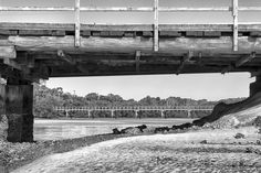Photo listed in Black and White at New South Wales. Shot taken with NIKON 3 Repics, 12 likes and 706 views. Twin Bridges, New South, South Wales, Cheryl, Landscape Art, Twins, Black And White, Photography, Style