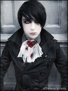 Emo? Goth? Victorian Aristocrat?