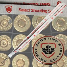 This Ontario based store provides guns and ammo online and in thier store. They recently ordered a lanyard and pin combo to help market thier business. What Is Vector Art, Custom Lapel Pins, Pin Logo, Challenge Coins, Business Gifts, Lanyards, Graphic Design Services, Finish Line, Logo Color