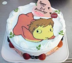 anime cake - Google Search