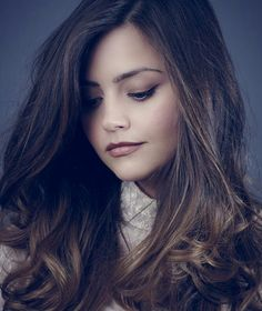 my favorites - Jenna Coleman - Pensive cutie pie