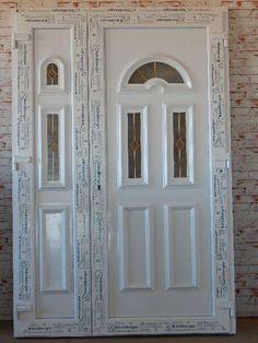 Home Projects, Exterior, Mirror, House, Project Ideas, Furniture, Home Decor, Modern Door Design, Internal Doors