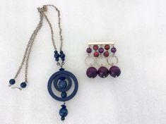 Aarikka Pendant Necklace, Jewellery, Vintage, Jewels, Schmuck, Vintage Comics, Drop Necklace, Jewelry Shop, Jewlery