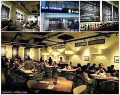 KOI Restaurant & Gallery - Jakarta // urbanouteaters.com