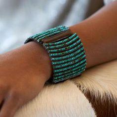 The Breezy Bracelet at ArhausJewels.com.
