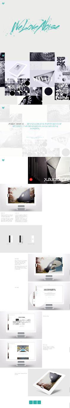 WeLoveNoise - Design & Direction for Digital, Mobile & Brand Grid Web Design, Web Design Software, Ux Design, Layout Design, Graphic Design Branding, Typography Design, Web Design Awards, Ui Web, User Interface Design