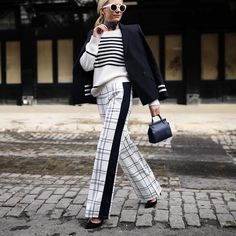 """13.1 m Gostos, 130 Comentários - Blair Eadie / Atlantic-Pacific (@blaireadiebee) no Instagram: """"<Ready, set, go! The @ToryBurch fashion show starts tomorrow at 9AM and I am excited to takeover…"""""""