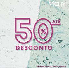 Amostras e Passatempos: Flash Sale Vichy by Skin
