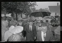 Massachusetts Senator Edward Kennedy walks through the rain to face. County Court, Ted Kennedy, Massachusetts, Walks, Mount Rushmore, Automobile, Rain, Scene, Memories