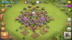 Top 5 TH6 Defense Base Designs for 2015  M Gyans for COC