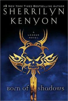 The League books by Sherrilyn Kenyon
