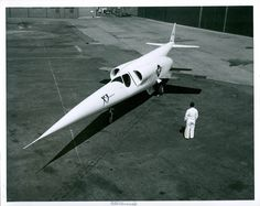 """I think the wing load may be a little too high, thou"" Douglas X-3 Stiletto"