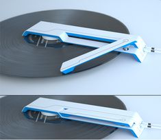 Sweet idea for a turntable of the modern era #vinyl