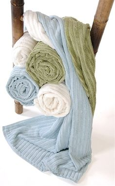 Luxurious Bamboo Towels and Bath Sets by Yala: #thebesttowelsever